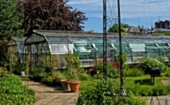 Friends of Ravenscourt Park - Glasshouses