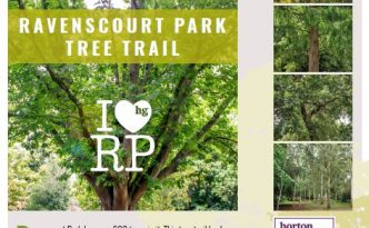 Ravenscourt Park Tree Trail Cover